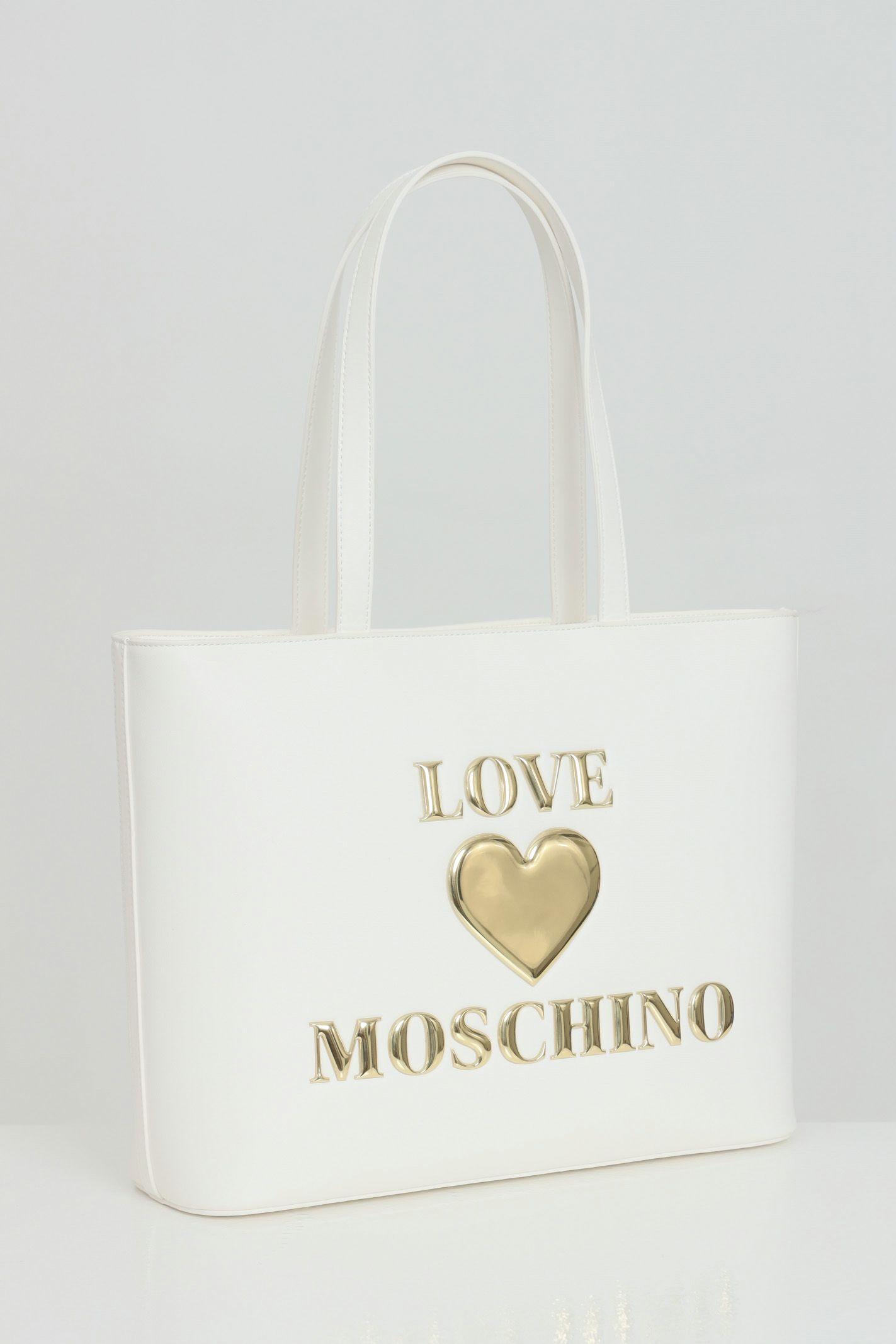BORSA LOVE MOSCHINO FRONTALE