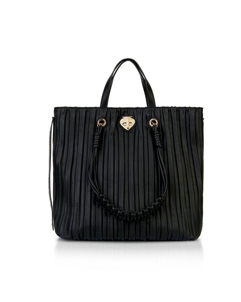 Borsa Shopping Le Pandorine Cris Stile Black