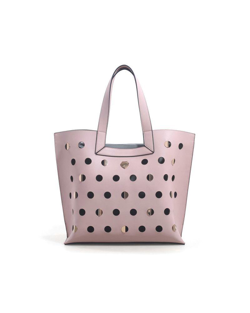Borsa Shopping Le Pandorine Iris Bag Sogna Rose