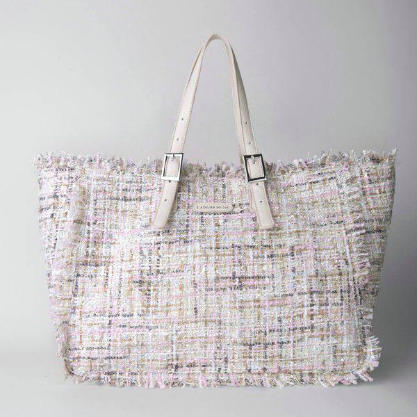 Borsa Shopping Pash Bag Atelier Du Sac 10974-SHA-S1B