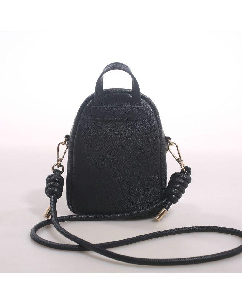 Borsa Tracolla MINI Gardenia Backpack Mini Dettagli Black retro