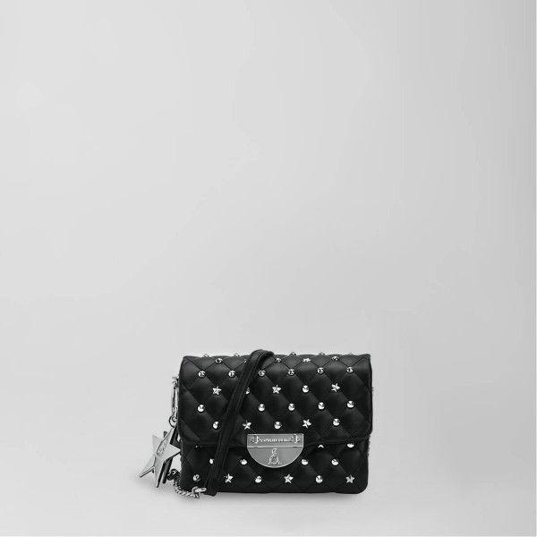 Borsa Tracolla Minibag Pash Bag Atelier Du Sac -9622 REB-91B Nero