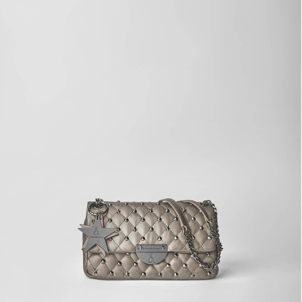 Borsa Tracolla Pash Bag Atelier Du Sac 10115-REB-91B Bronzo