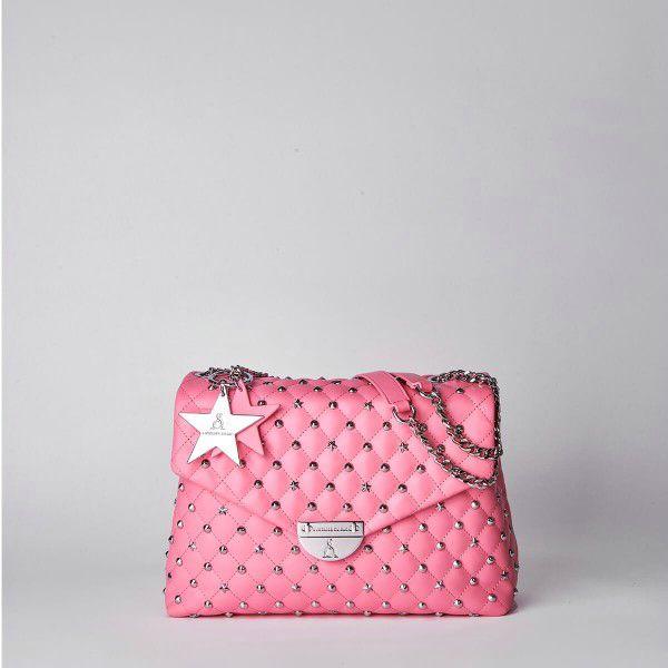 Borsa Tracolla Pash Bag Atelier Du Sac 10575-REB-91B Rosa