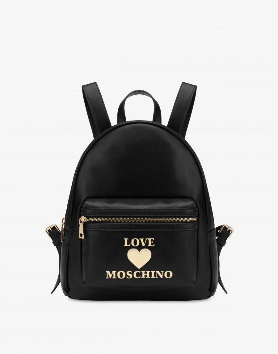 Zaino Love Moschino frontale