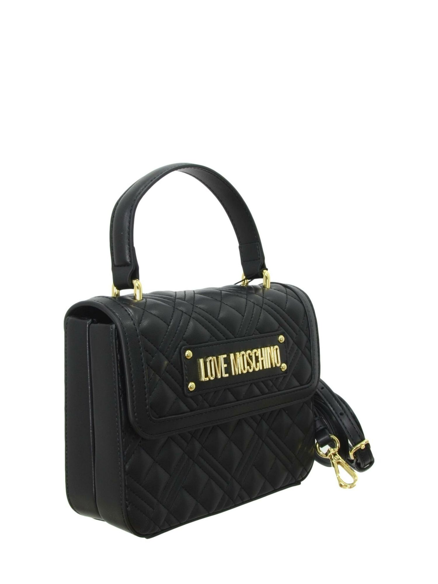 Borsa Love Moschino JC4206PP0CKA0000 Nero laterale