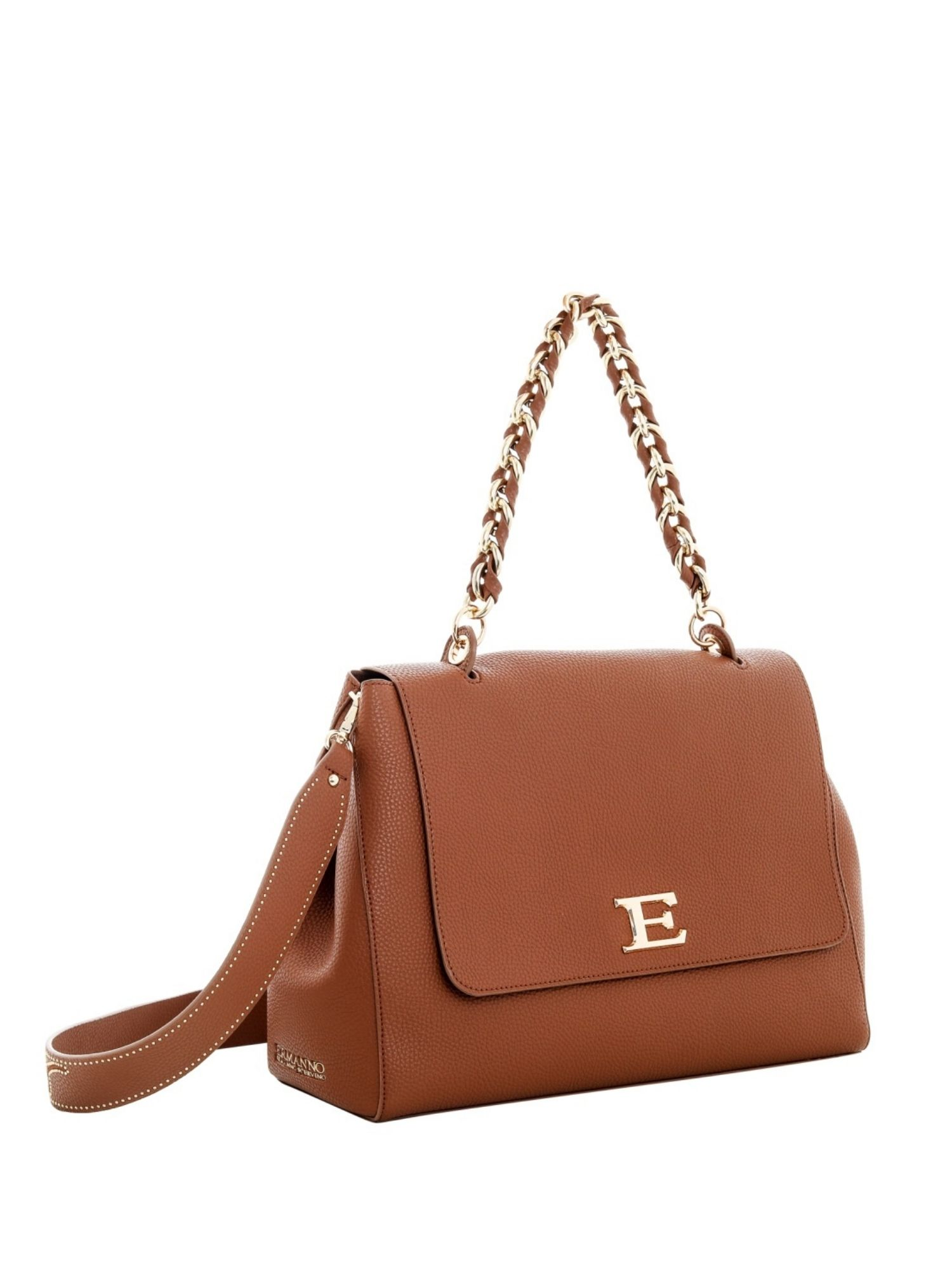 Borsa shopping Ermanno Scervino Eba 12401133 cuoio