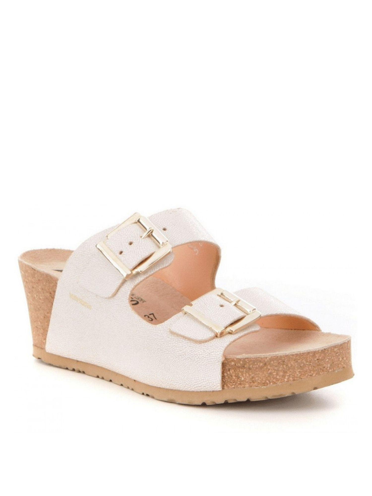 Sandalo Mephisto Lenia Bianco