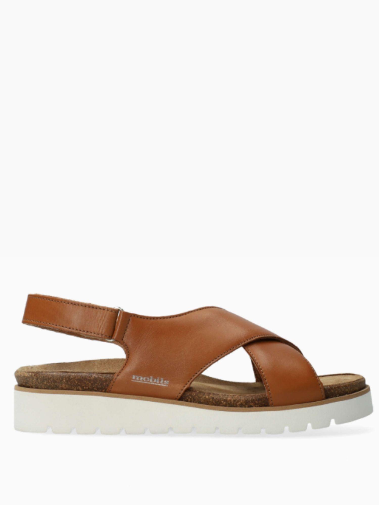 Sandalo Mephisto Tally Cuoio laterale