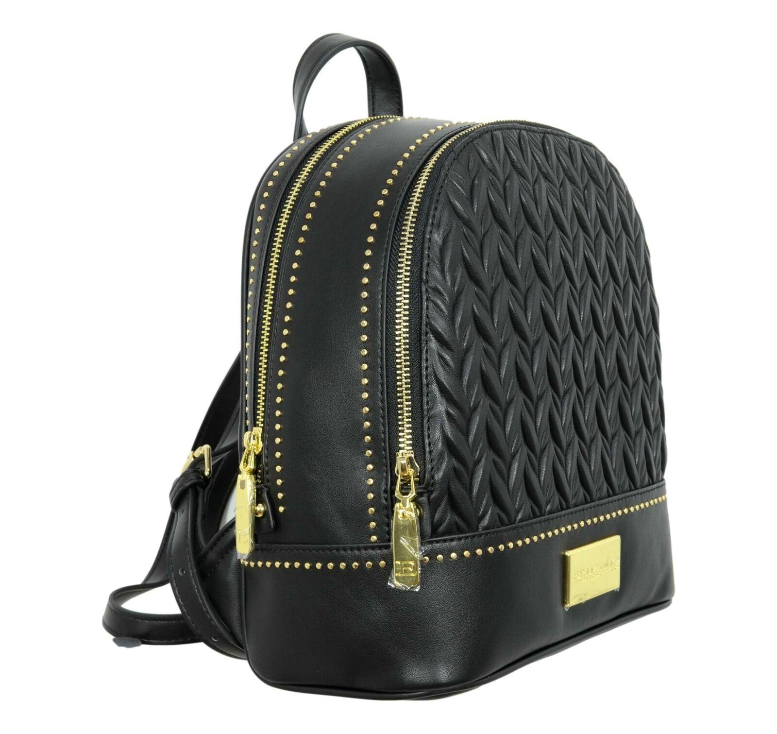 Zaino Ermanno Scervino Backpack Juliet 12401179 Nero dettagli