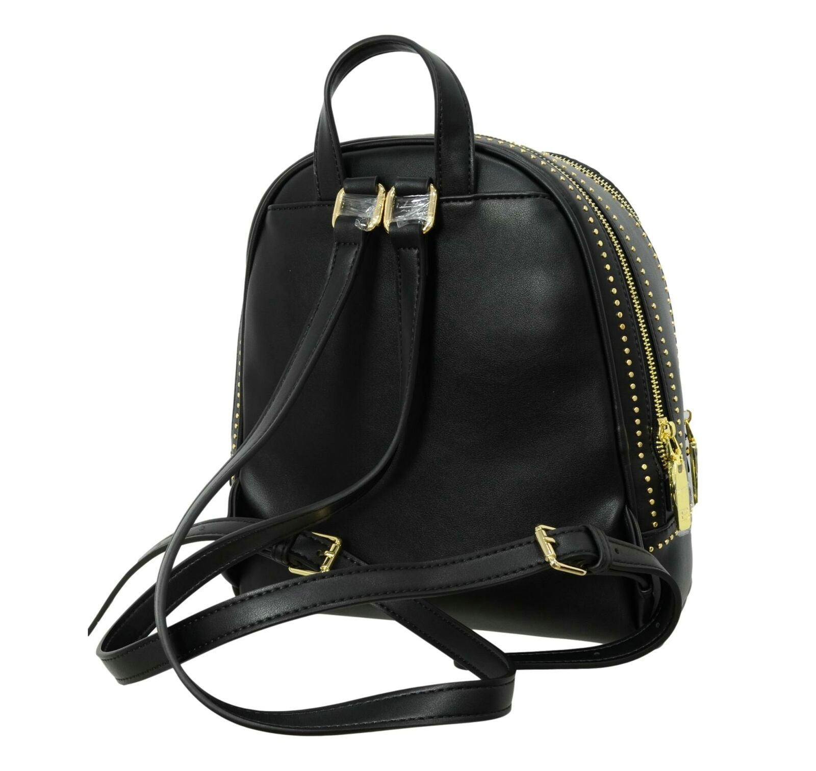 Zaino Ermanno Scervino Backpack Juliet 12401179 Nero retro