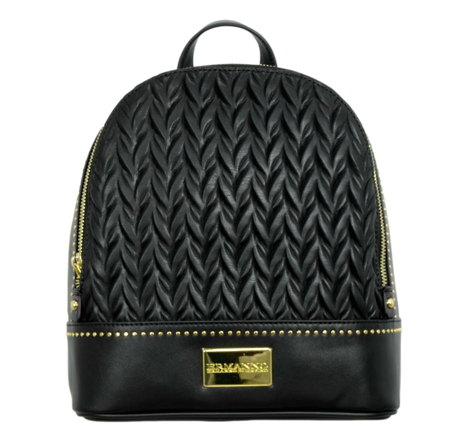 Zaino Ermanno Scervino Backpack Juliet 12401179 Nero