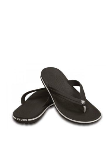 Infradito Crocs Crocband™ Flip 11033 Nero alto