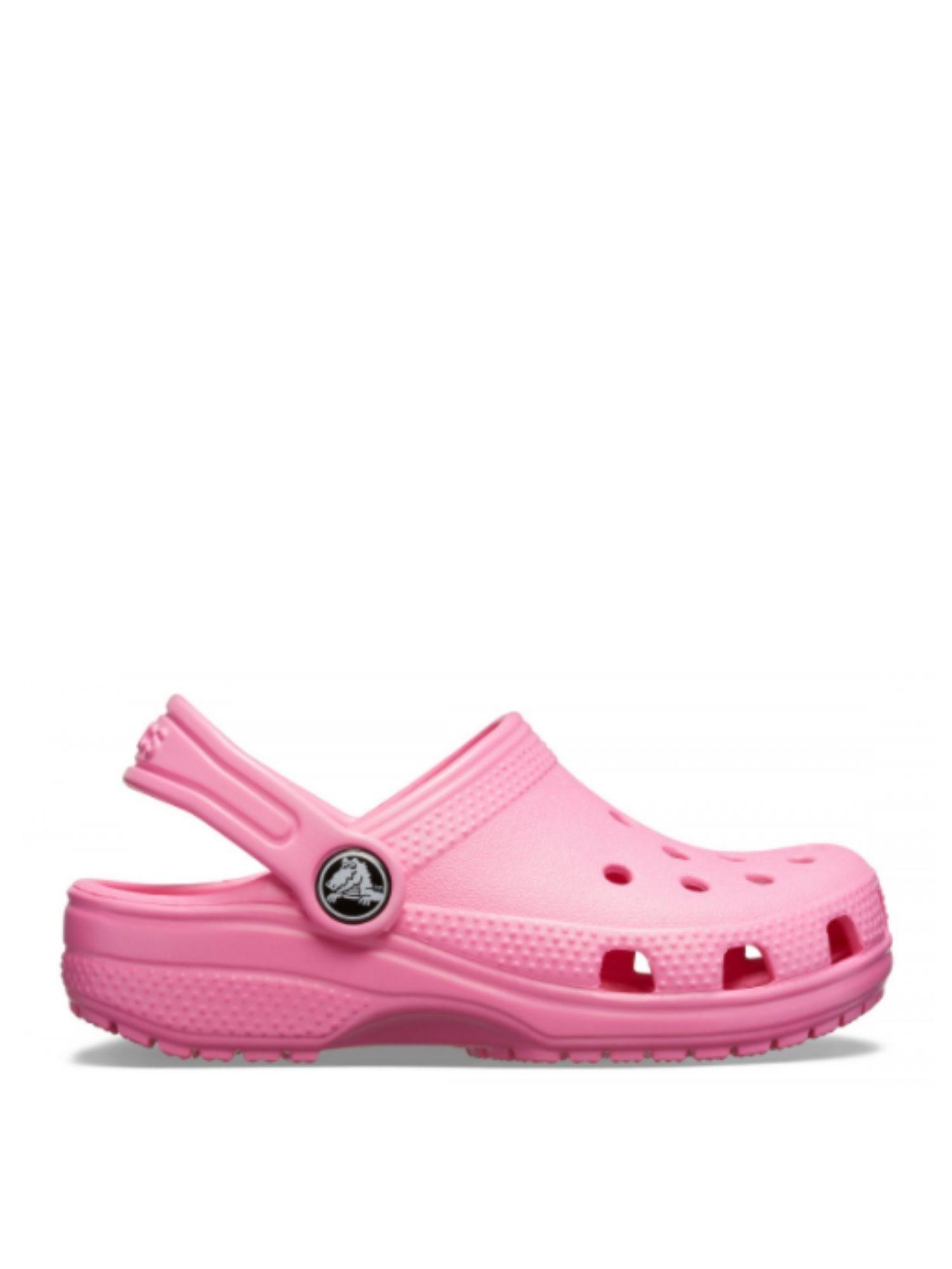 Sabot Crocs Bambino Classic Clog K 204536 Pink Lemonade lato