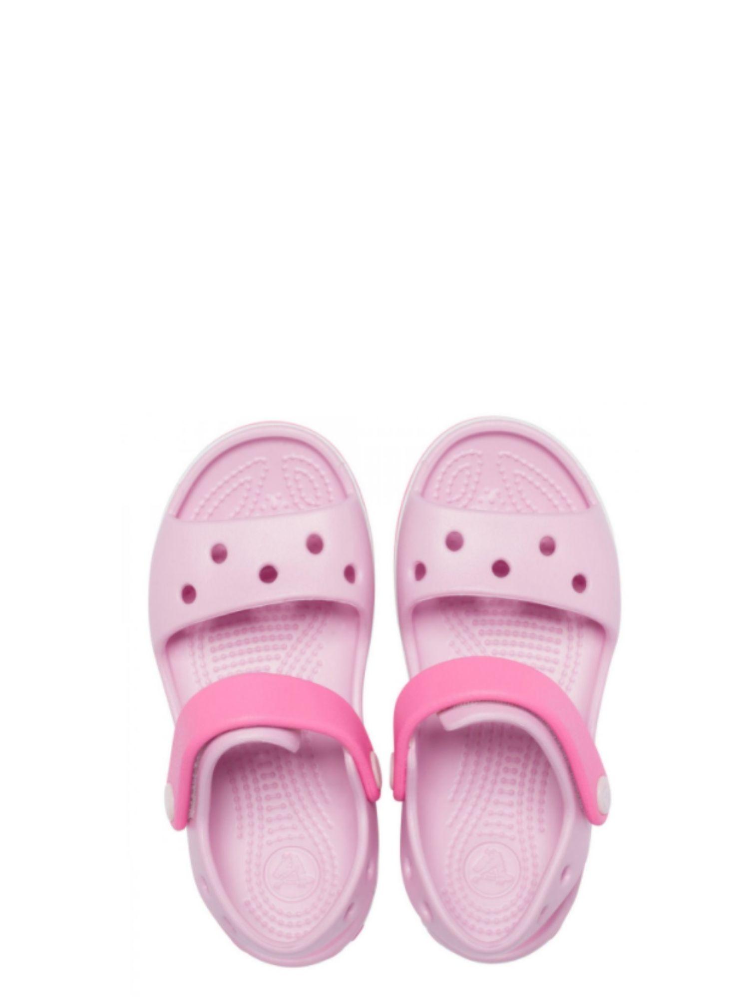 Sandalo Crocs bambino Crocband Sandalo K 12856 Pink alto