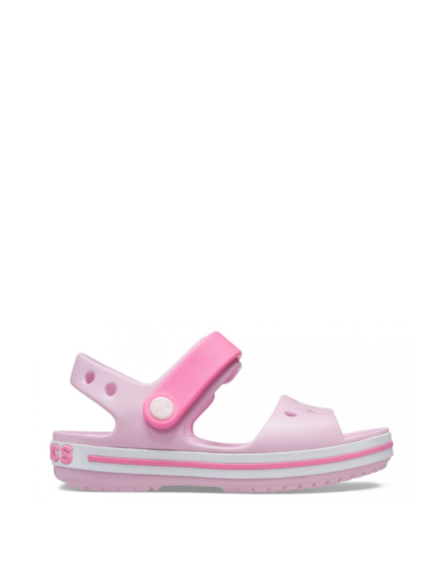 Sandalo Crocs bambino Crocband Sandalo K 12856 Pink