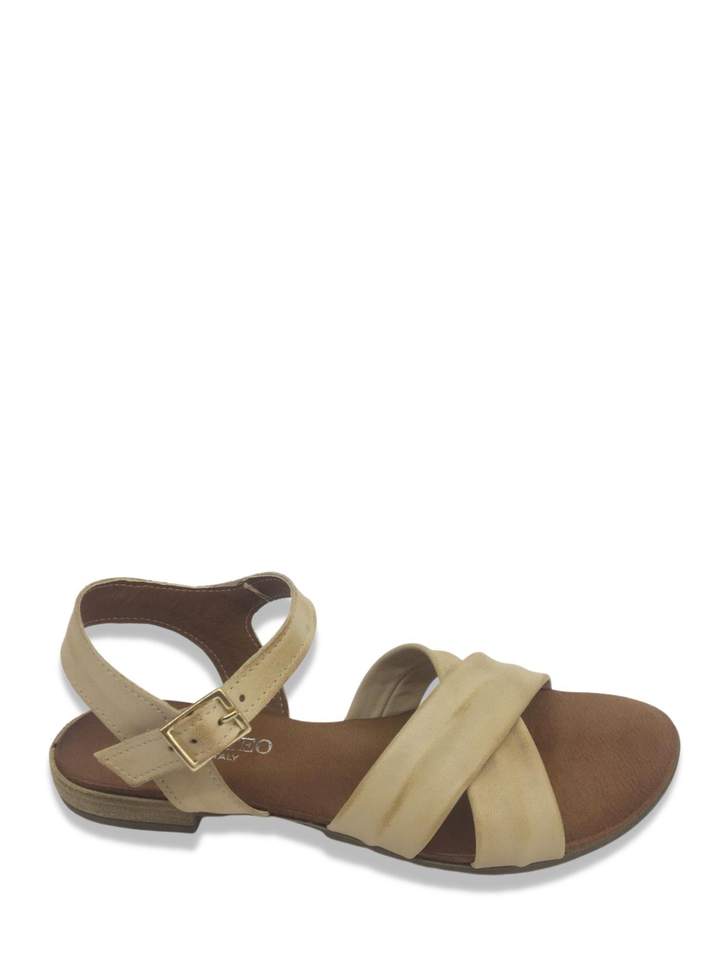 Sandalo Made in Italy 204 Beige