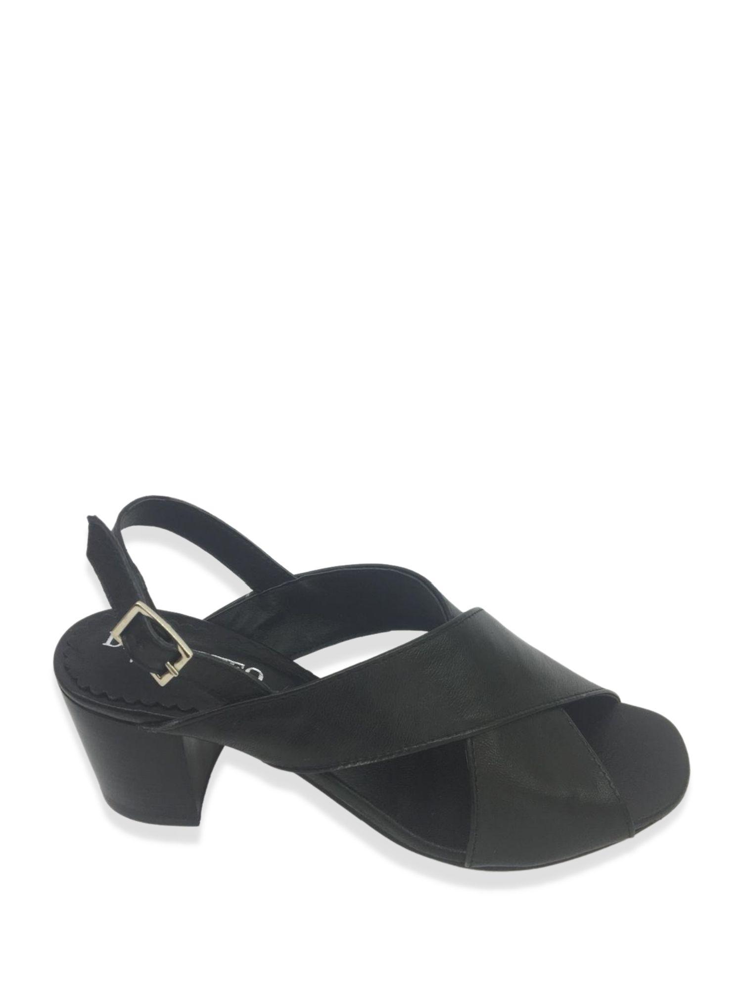 Sandalo Made in Italy 505 Nero