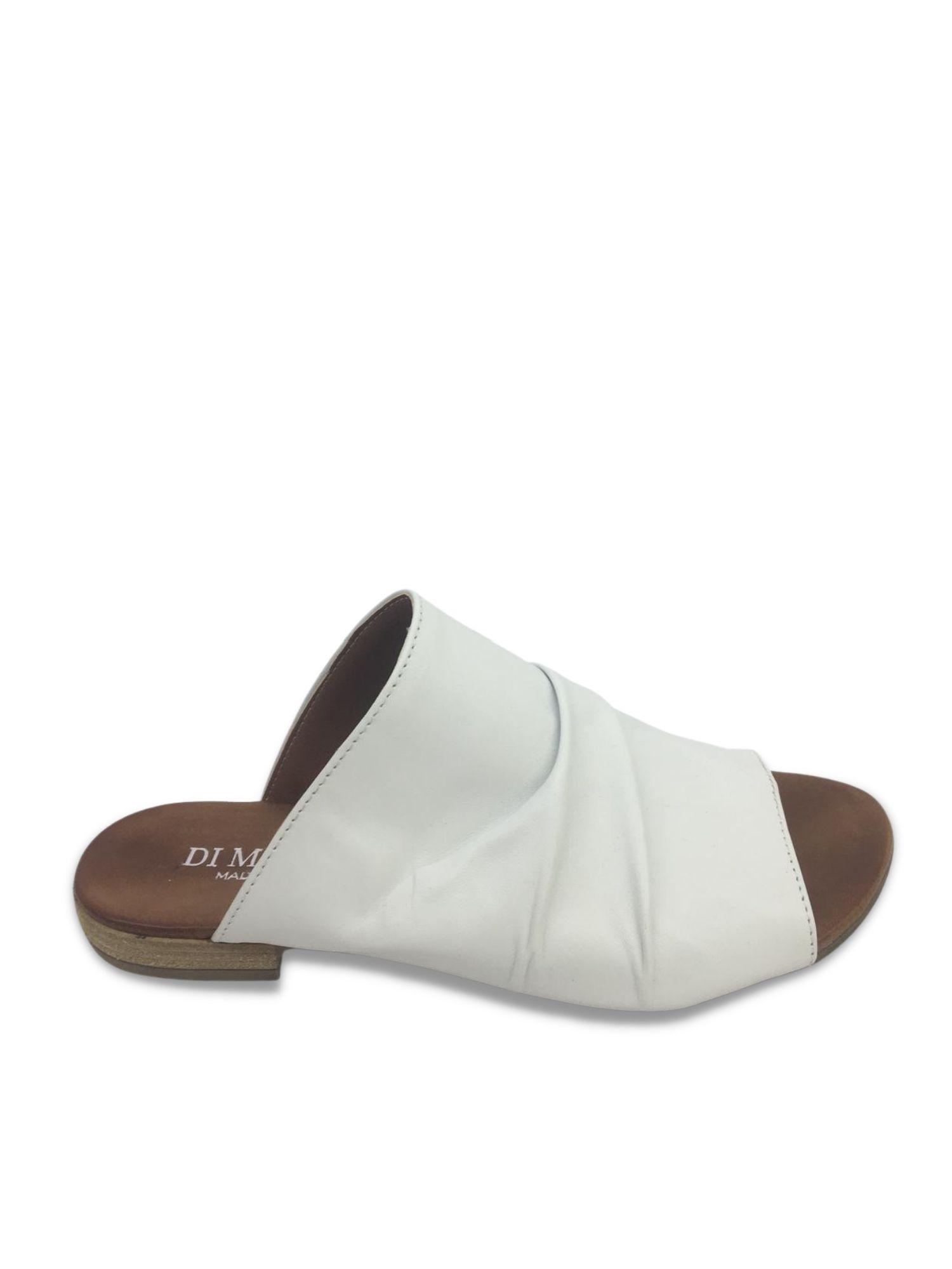 Sandalo Scalzato Made in Italy 207 Bianco