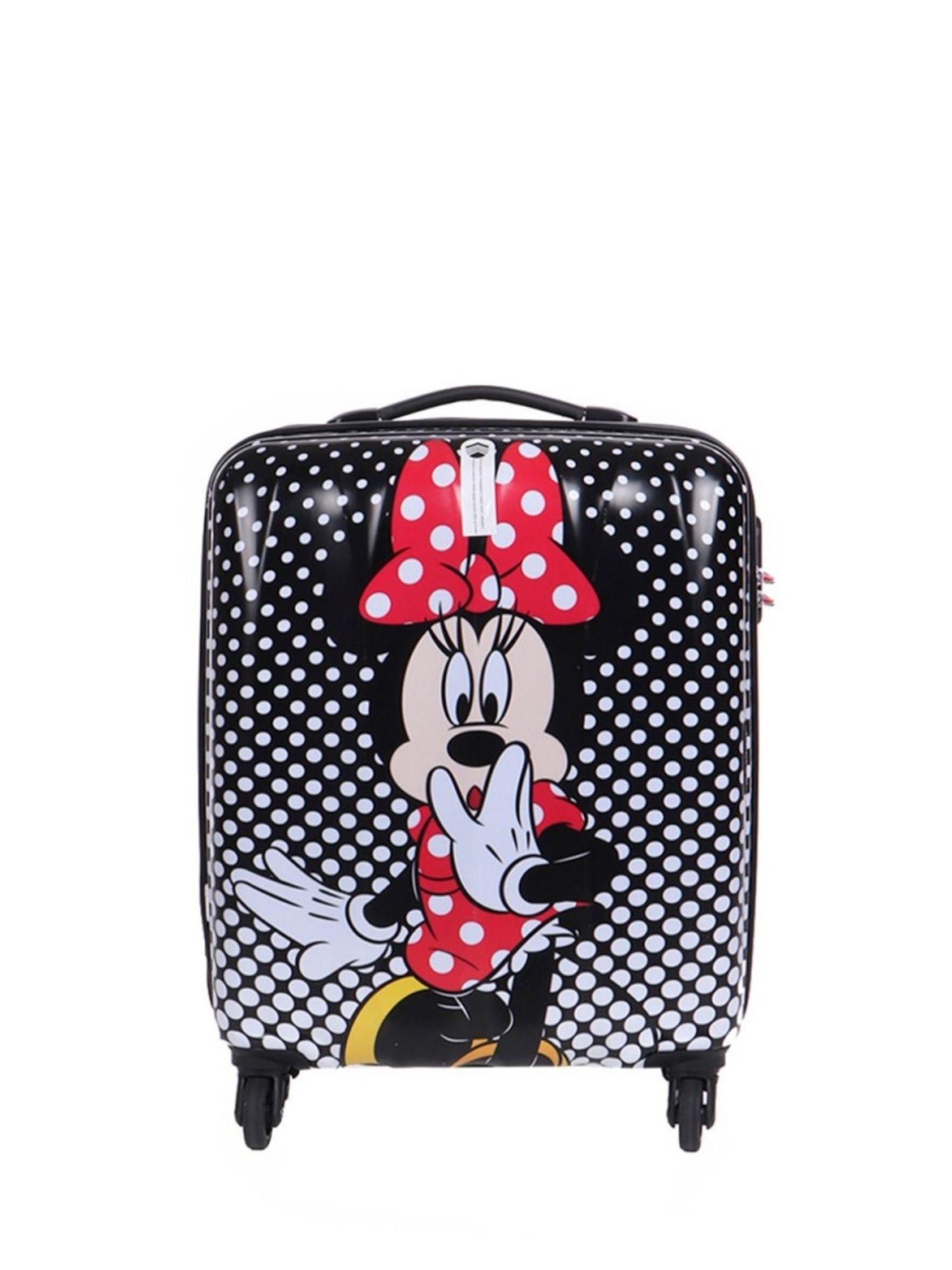 Trolley 4 ruote 55 cm. Disney Legends Minnie Mouse Polka Dot