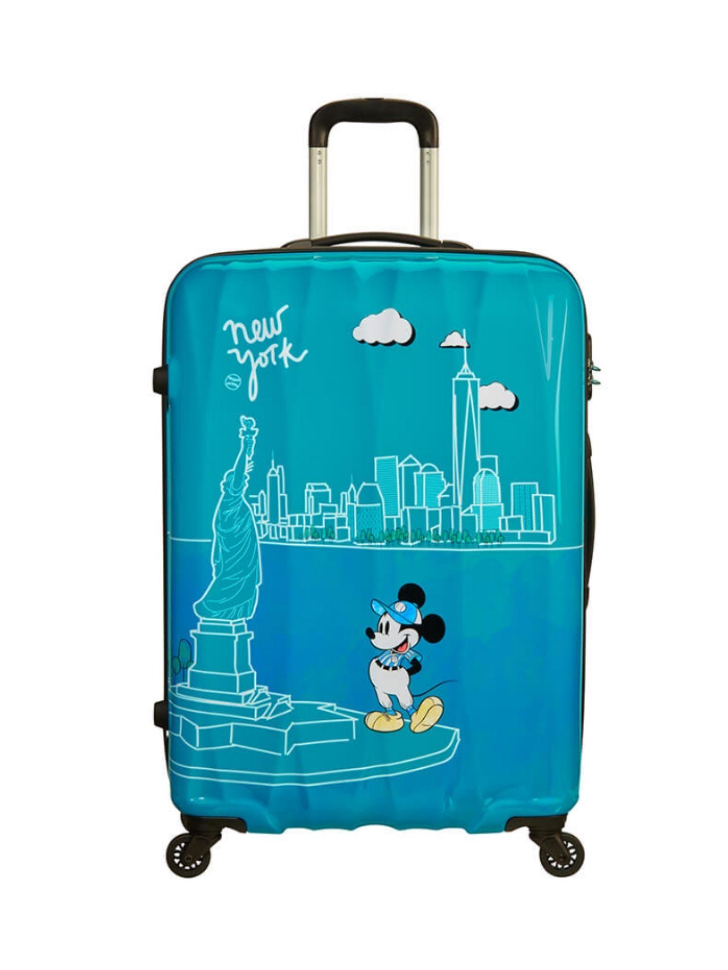 Trolley 4 ruote 55 cm. Disney Legends Take Me Away Mickey Nyc