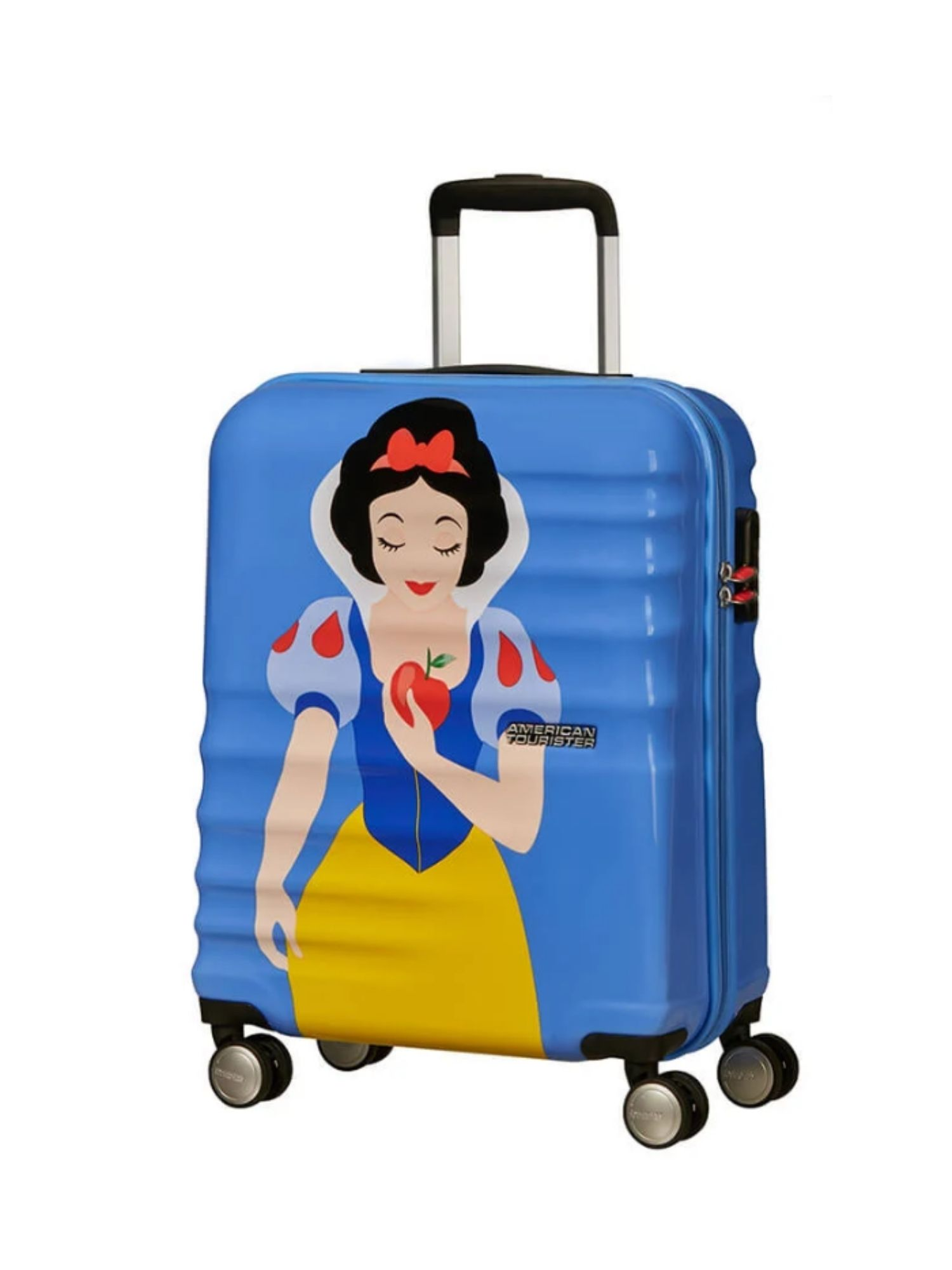 Trolley American Tourister 4 ruote 55 cm. Wavebreaker Disney Snow White