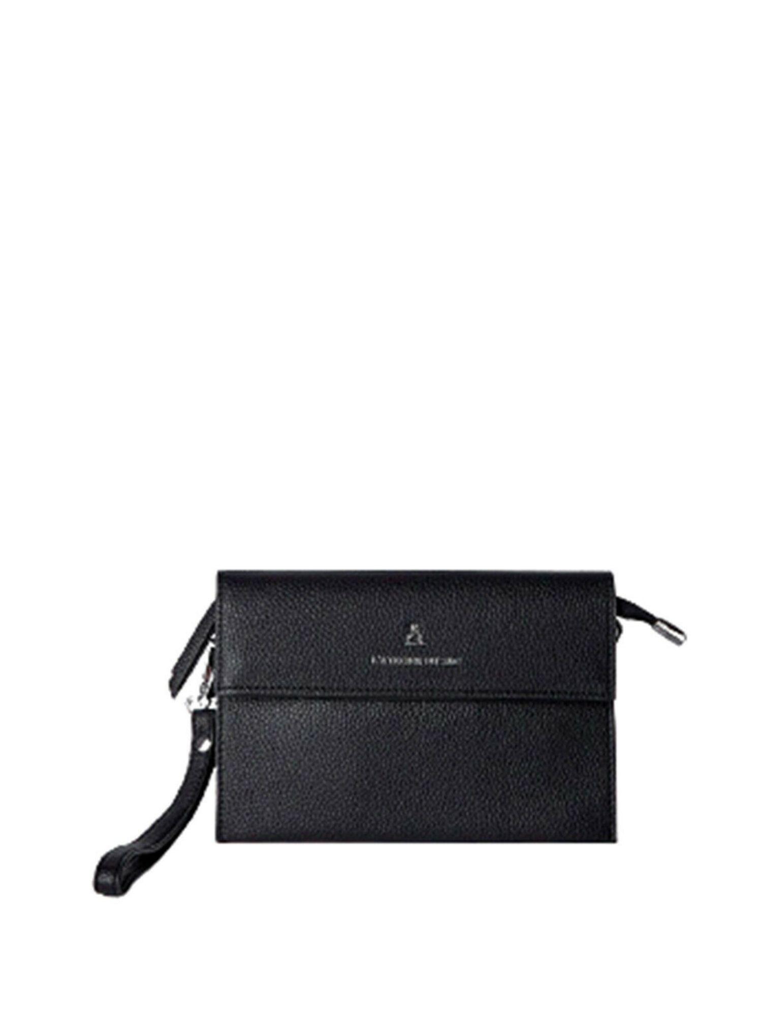 Borsa Atelier Du Sac Pash Bag 10819 Nero