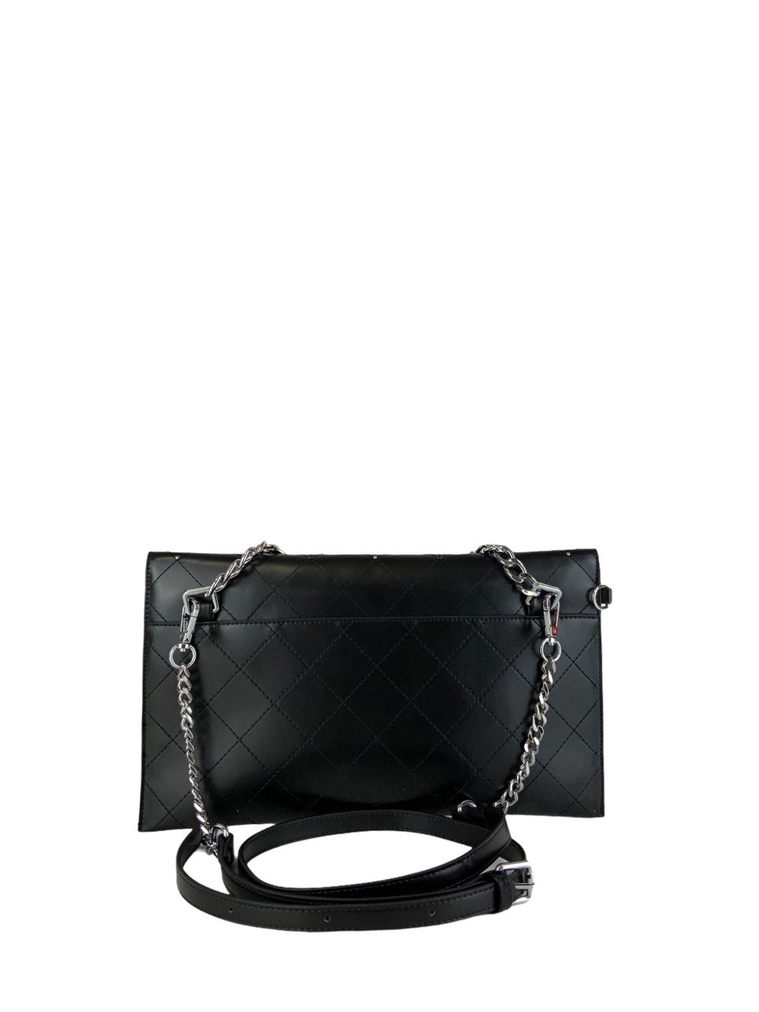 Borsa Atelier Du Sac Pash Bag 10957 Nero 2