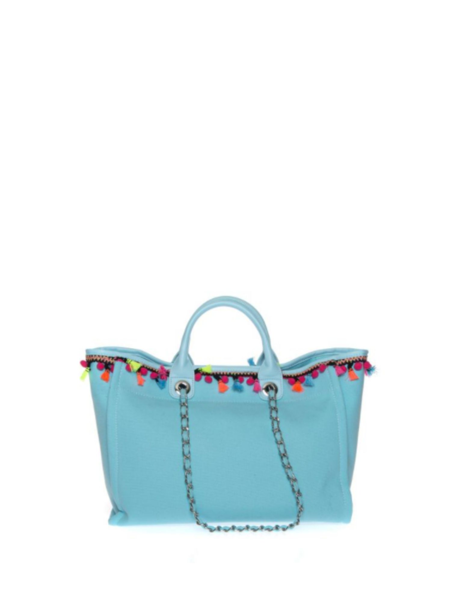 Borsa Atelier Du Sac Pash Bag 10999 Celeste 1