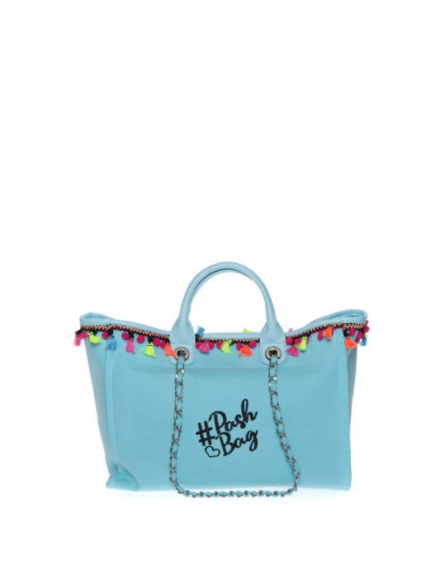 Borsa Atelier Du Sac Pash Bag 10999 Celeste