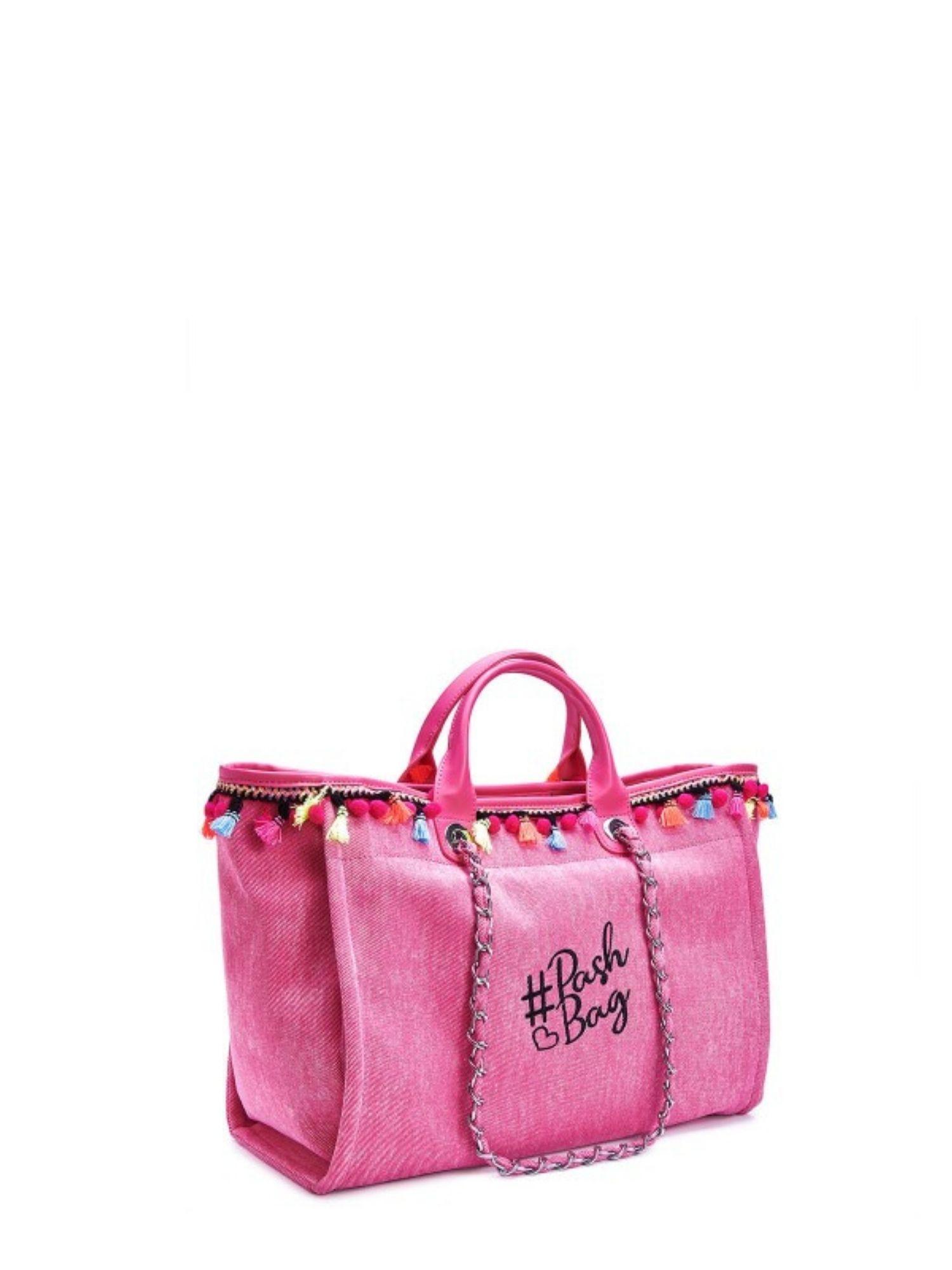 Borsa Atelier Du Sac Pash Bag 9801 Rosa 1