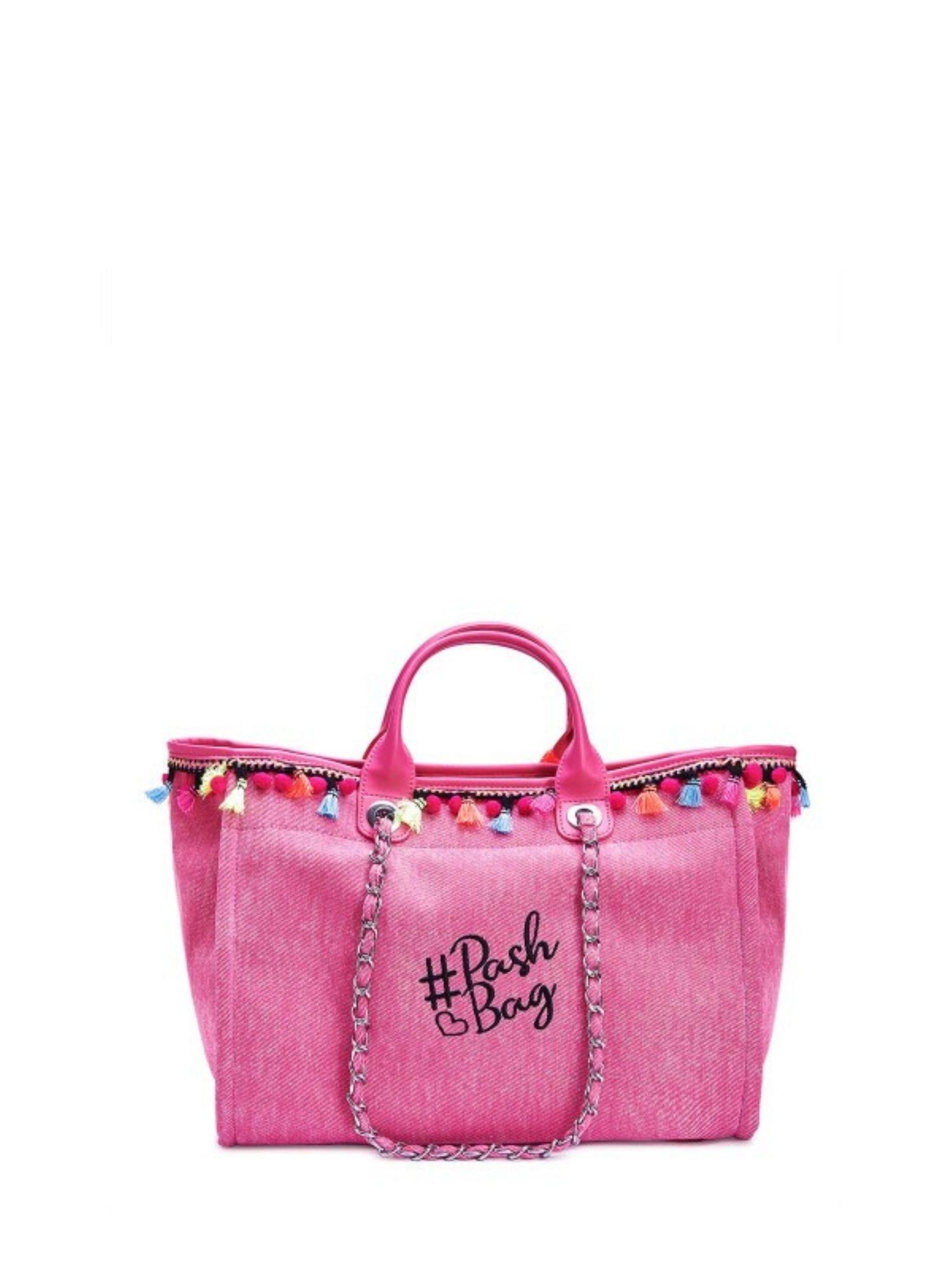 Borsa Atelier Du Sac Pash Bag 9801 Rosa