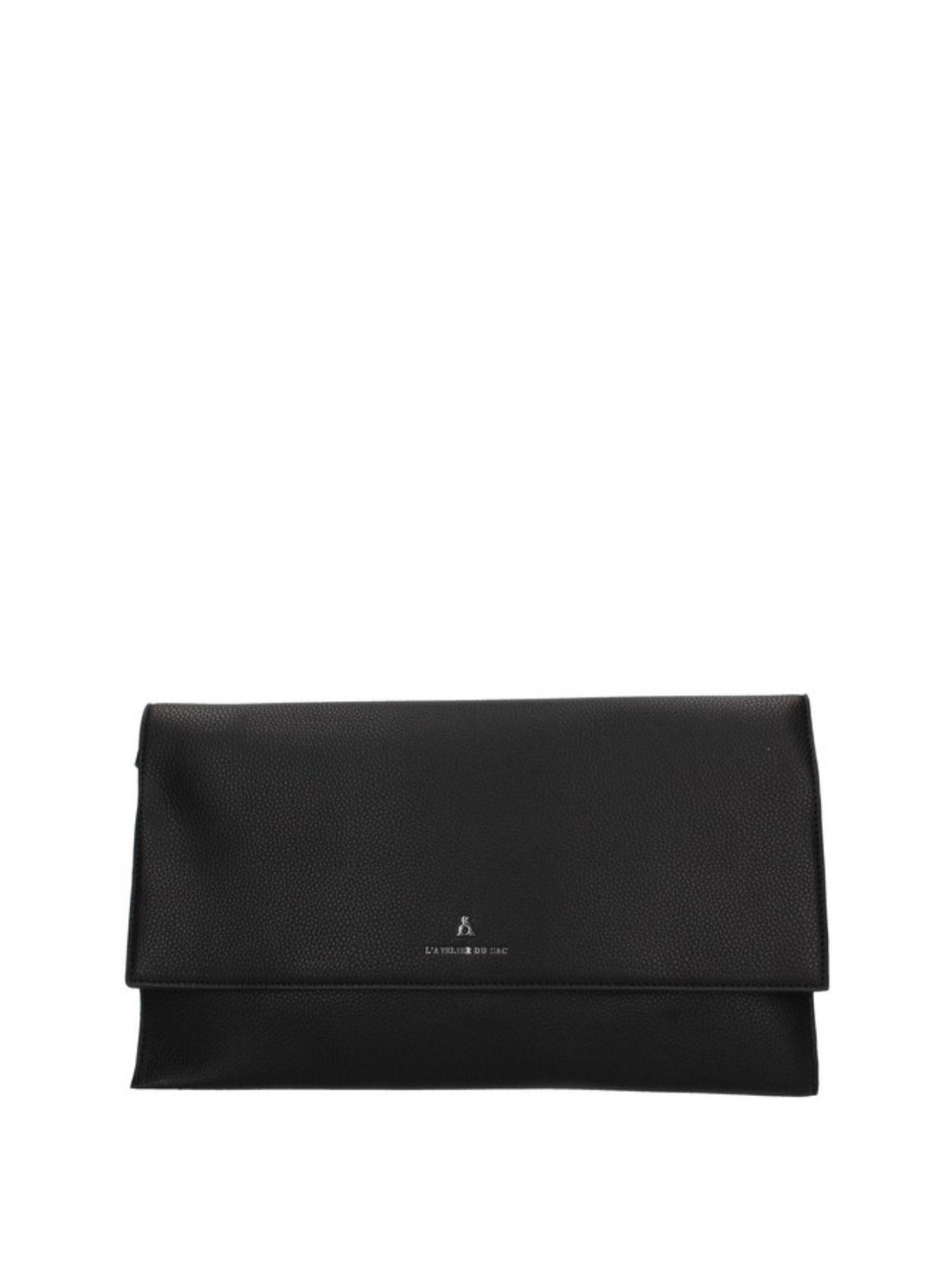 Borsa Clutch Atelier Du Sac Pash Bag 10807 Nero