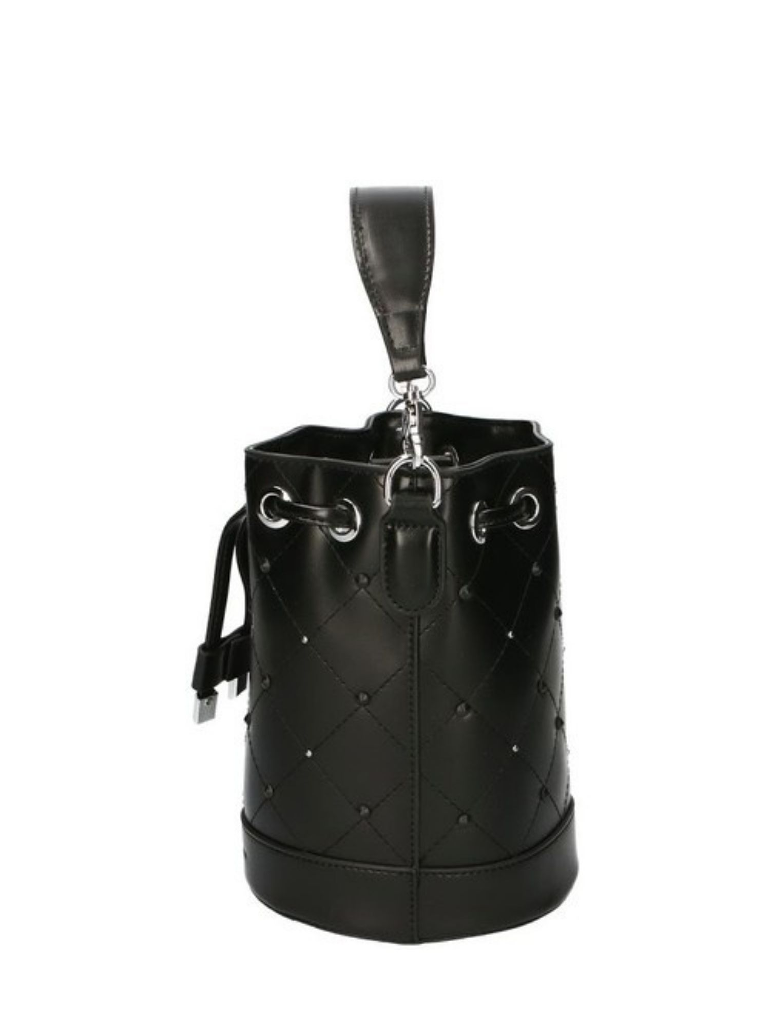 Borsa secchiello Atelier Du Sac Pash Bag 10965 Nero 2 1