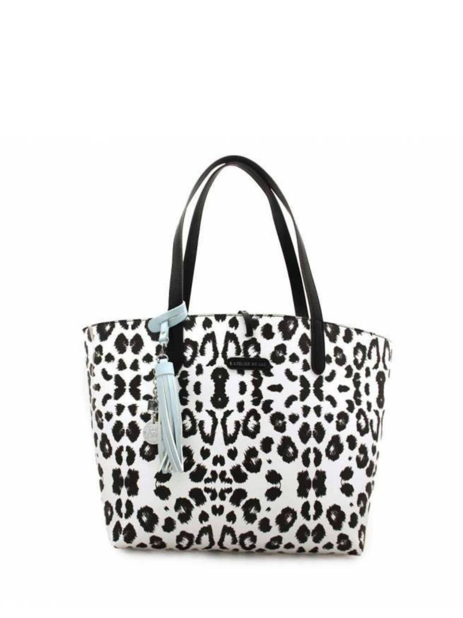 Borsa shopping Atelier Du Sac Pash Bag 10738 Multicolore.