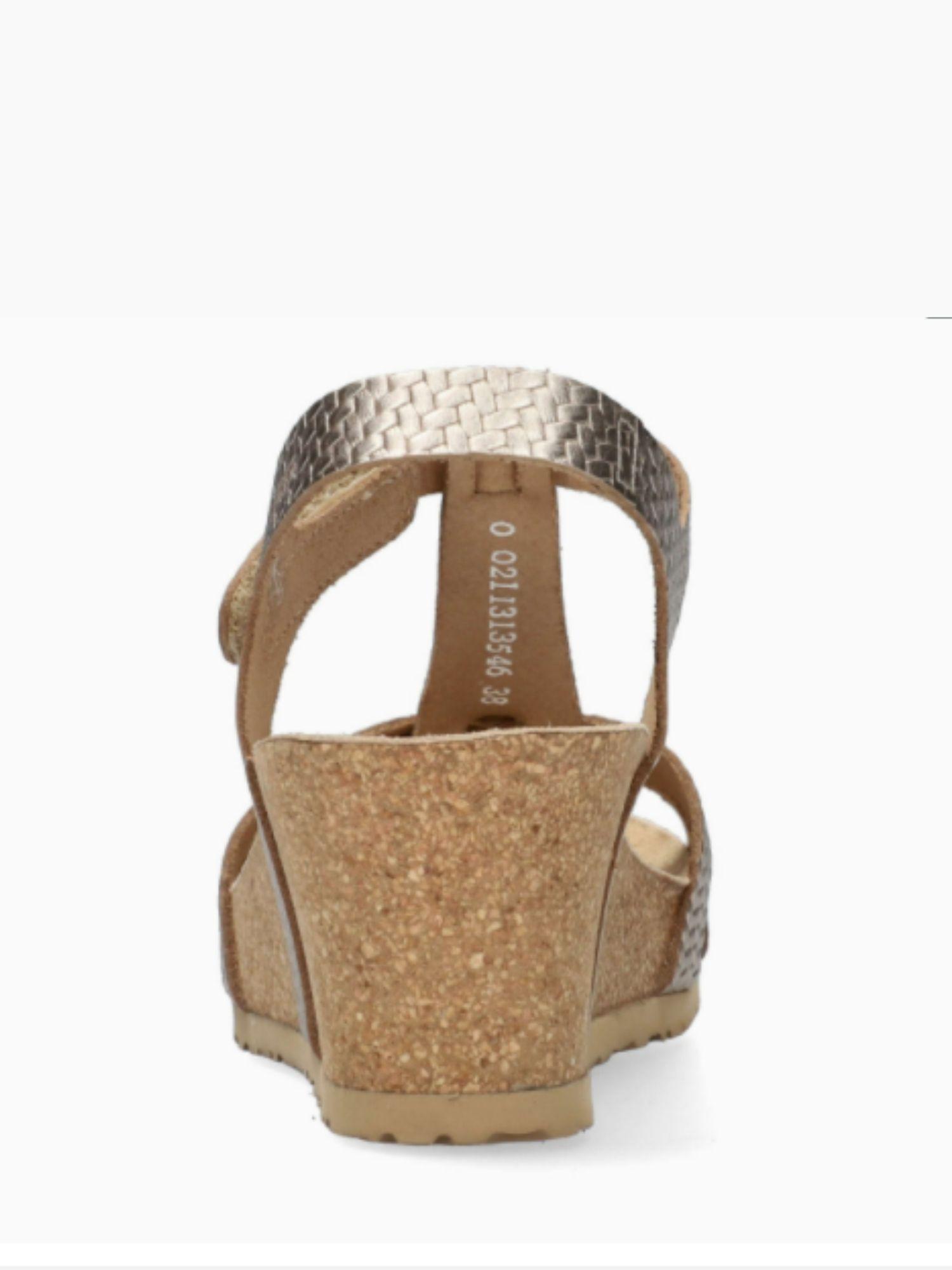 Sandalo Mephisto Liviane Platinium 3