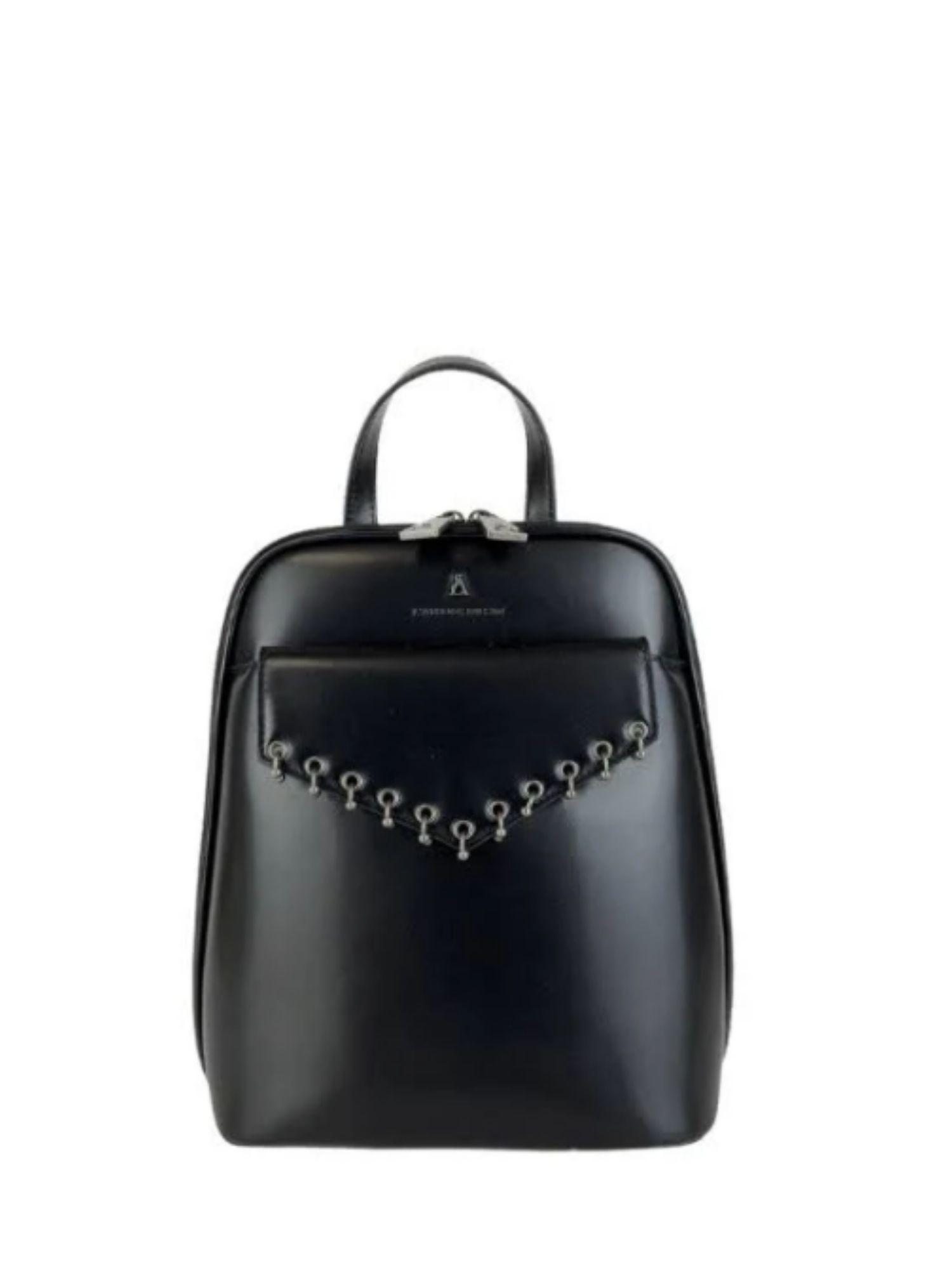 Zaino Atelier Du Sac Pash Bag 10916 Nero