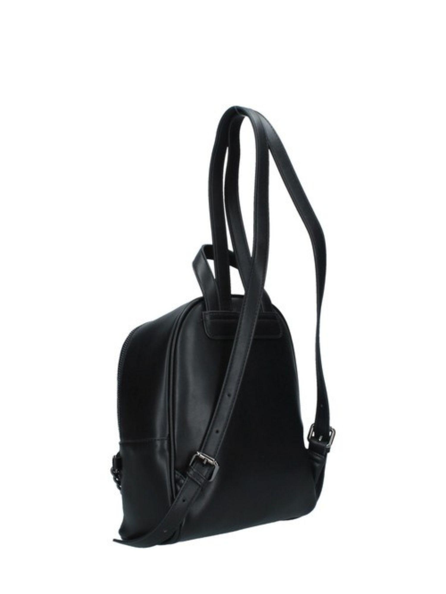 Zaino Atelier Du Sac Pash Bag 10940 nero 2 1