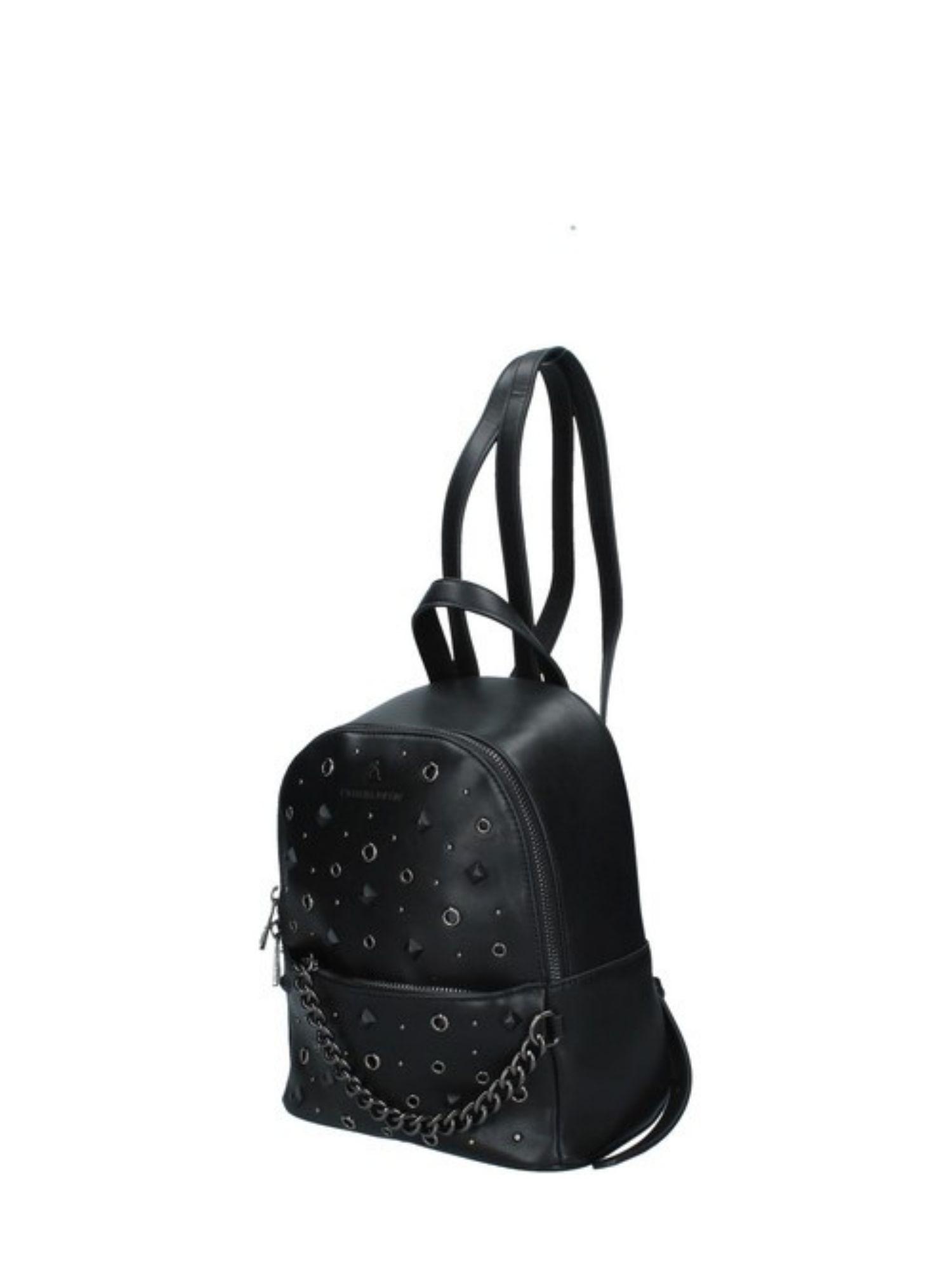 Zaino Atelier Du Sac Pash Bag 10940 nero 2 2