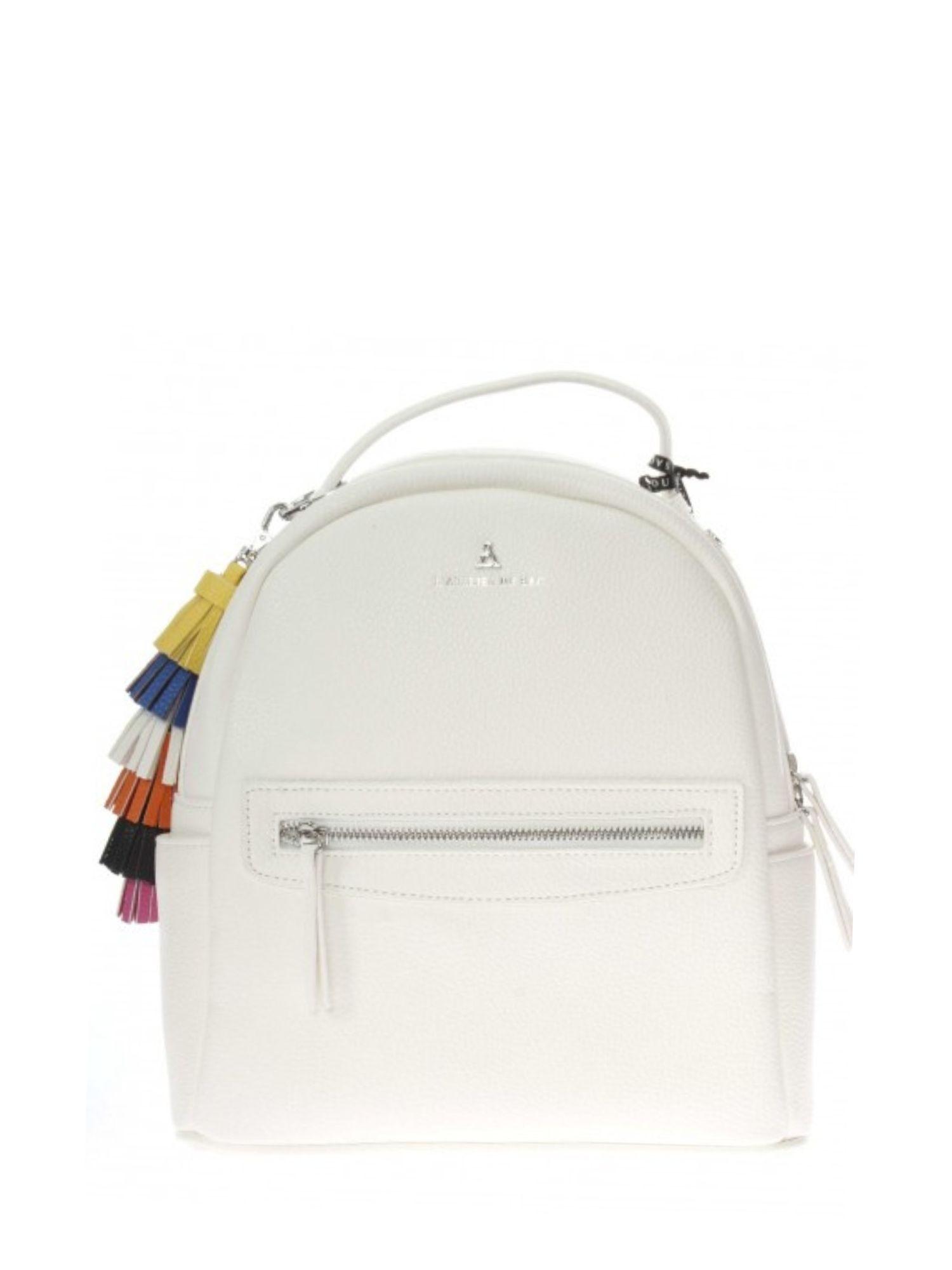 Zaino Pash Bag Atelier Du Sac 10796 Bianco