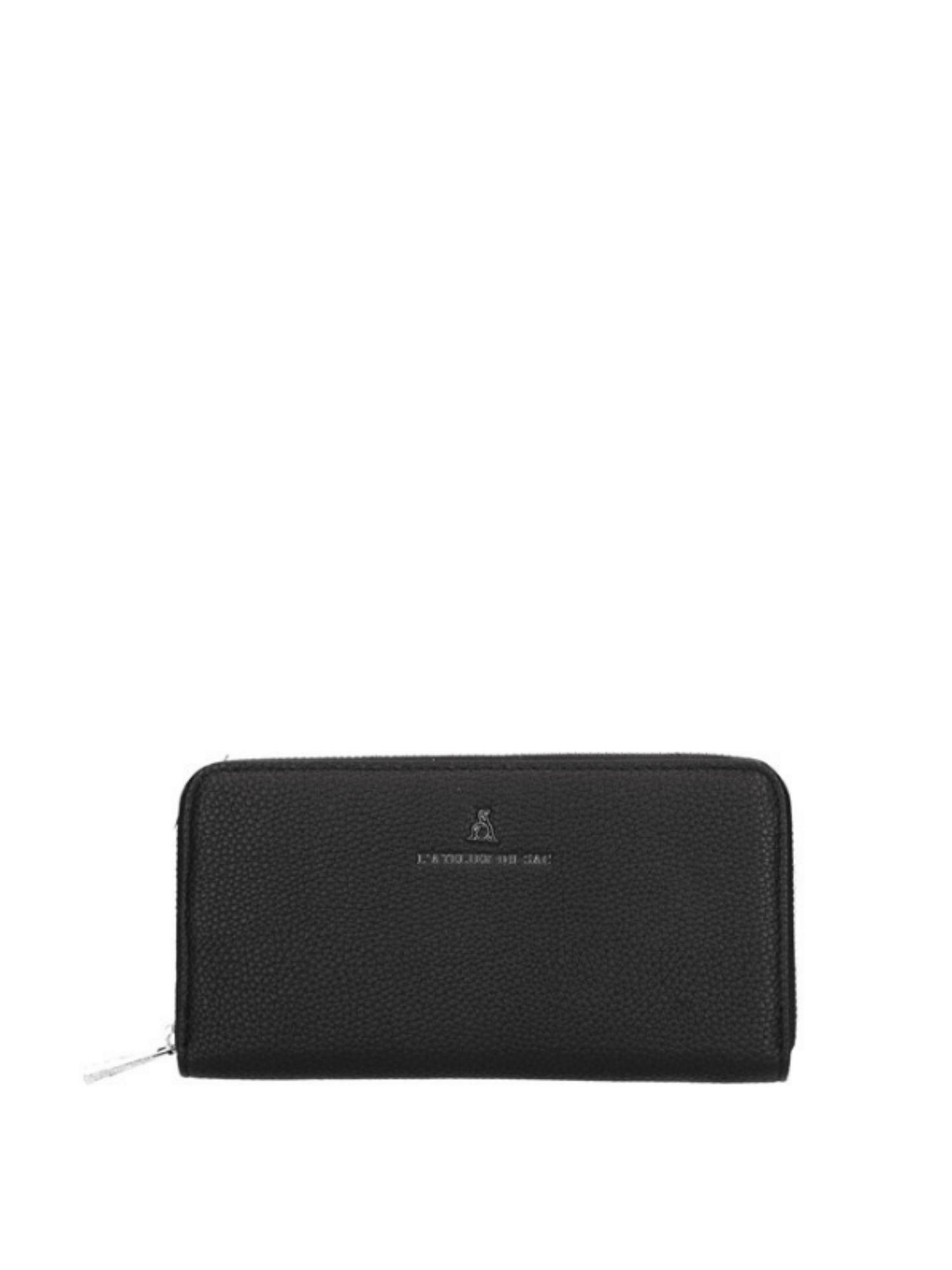 portafoglio Atelier Du Sac Pash Bag 10831 Nero