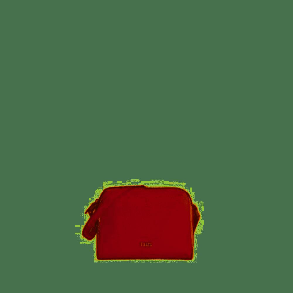 Borsa Tracolla Alviero Martini Urban Way in tessuto goffrato chicco di riso GR269673 red scarlet 2