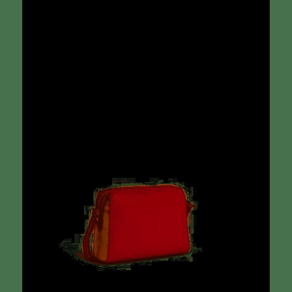 Borsa Tracolla Alviero Martini Urban Way in tessuto goffrato chicco di riso GR269673 red scarlet retro